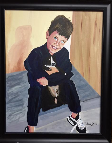 Chenzo portrait 2015 - commission