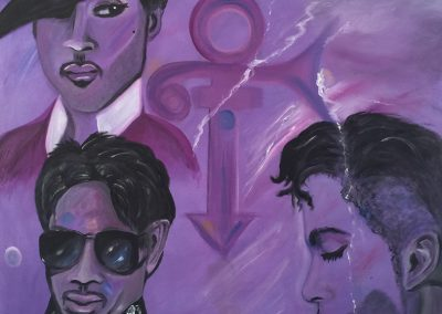 Collage of Prince - For Sale